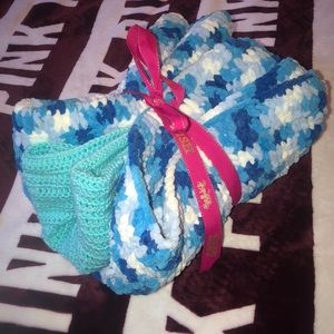 Other - Beautiful hand made baby receiving blanket set